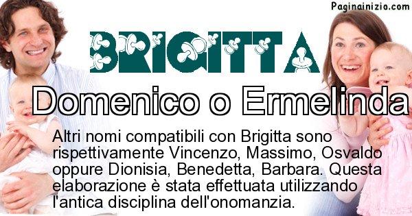 Brigitta - Nome ideale per il figlio di Brigitta