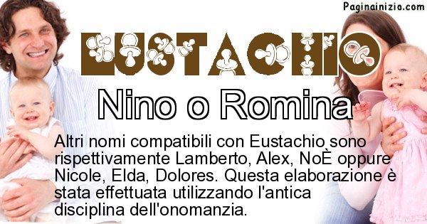 Eustachio - Nome ideale per il figlio di Eustachio