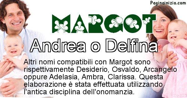 Margot - Nome ideale per il figlio di Margot
