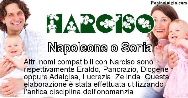 Narciso - Nome ideale per il figlio di Narciso