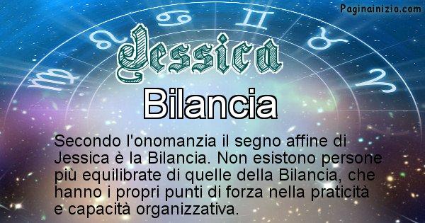 Jessica - Segno zodiacale affine al nome Jessica
