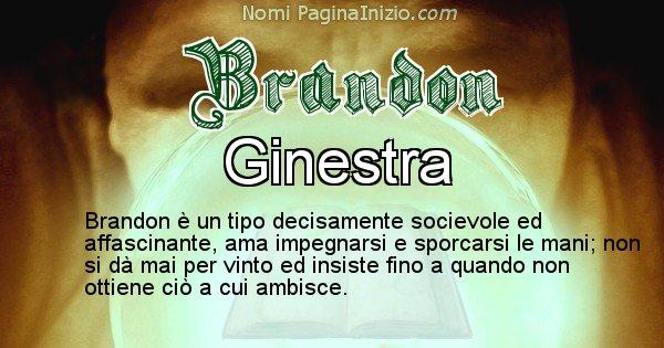 Brandon - Significato reale del nome Brandon