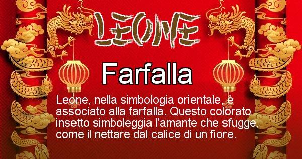 Leone - Significato orientale del cognome Leone