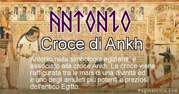 Antonio - Significato in egiziano del nome Antonio