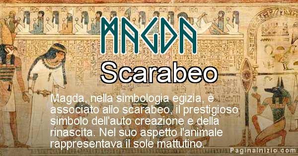 Magda - Significato in egiziano del nome Magda