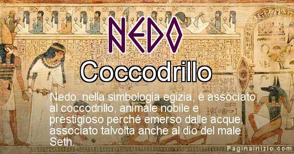Nedo - Significato in egiziano del nome Nedo