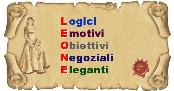 Leone - Significato letterale Cognome Leone
