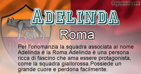 Adelinda - Squadra associata al nome Adelinda