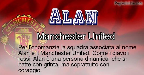 Alan - Squadra associata al nome Alan