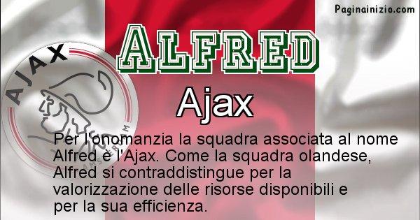 Alfred - Squadra associata al nome Alfred