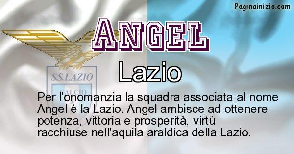 Angel - Squadra associata al nome Angel