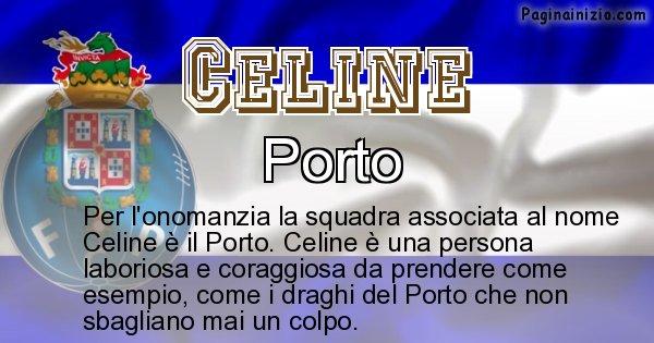 Celine - Squadra associata al nome Celine