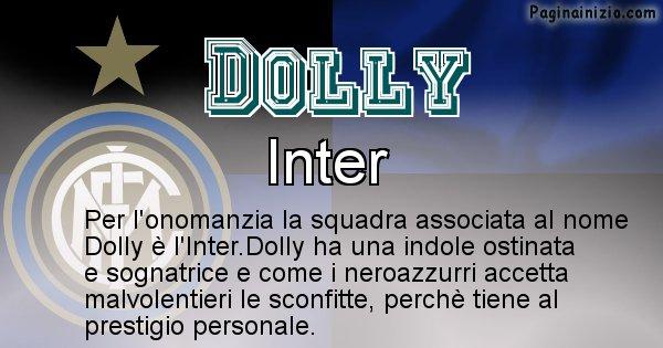 Dolly - Squadra associata al nome Dolly