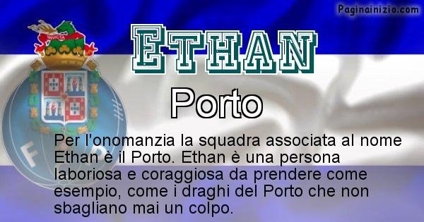Ethan - Squadra associata al nome Ethan