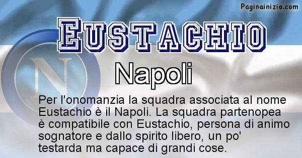Eustachio - Squadra associata al nome Eustachio