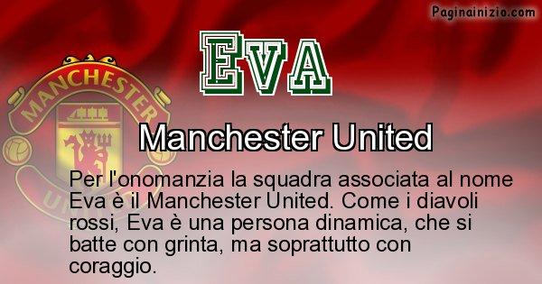 Eva - Squadra associata al nome Eva
