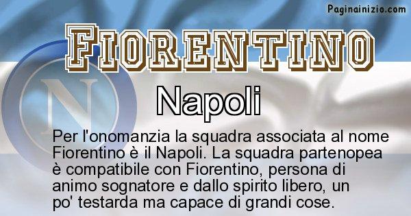 Fiorentino - Squadra associata al nome Fiorentino