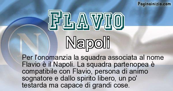 Flavio - Squadra associata al nome Flavio