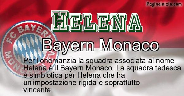 Helena - Squadra associata al nome Helena