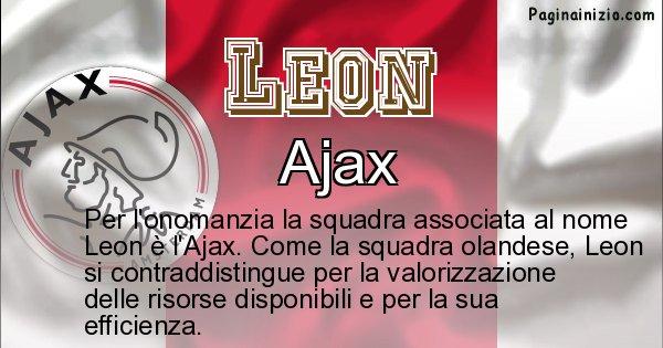 Leon - Squadra associata al nome Leon