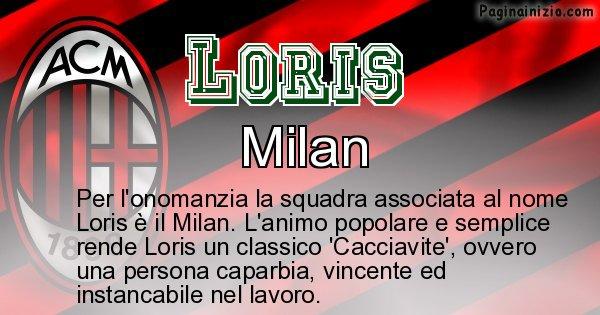 Loris - Squadra associata al nome Loris