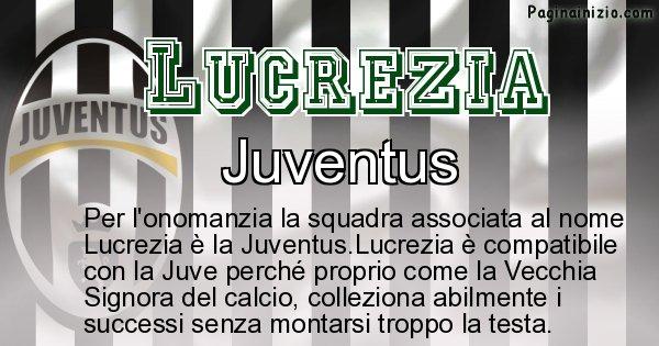 Lucrezia - Squadra associata al nome Lucrezia