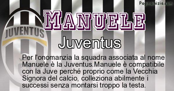 Manuele - Squadra associata al nome Manuele