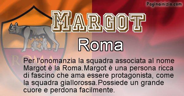 Margot - Squadra associata al nome Margot