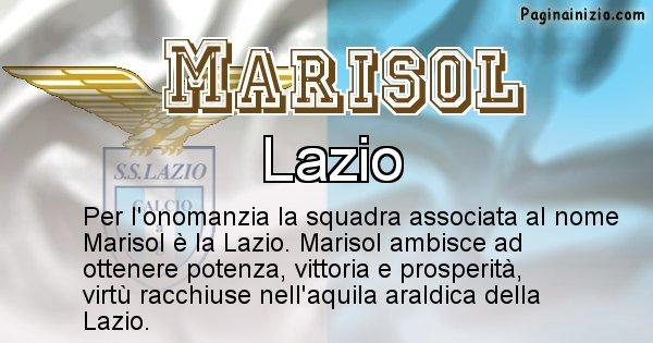 Marisol - Squadra associata al nome Marisol