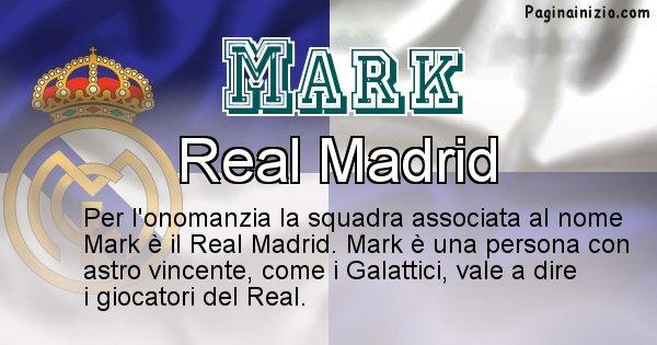 Mark - Squadra associata al nome Mark