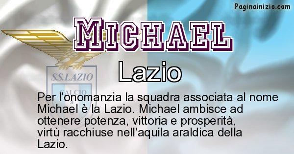 Michael - Squadra associata al nome Michael