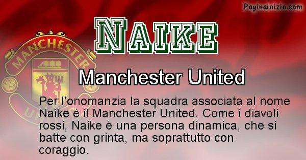 Naike - Squadra associata al nome Naike