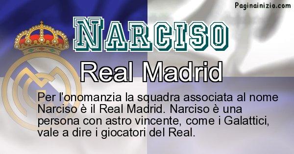 Narciso - Squadra associata al nome Narciso