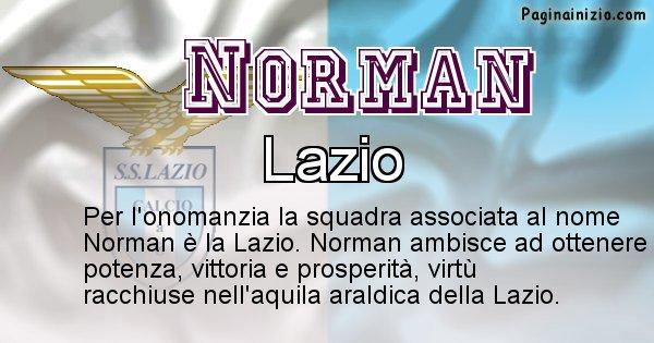Norman - Squadra associata al nome Norman