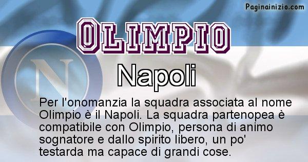 Olimpio - Squadra associata al nome Olimpio
