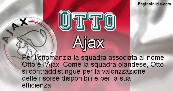 Otto - Squadra associata al nome Otto