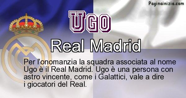 Ugo - Squadra associata al nome Ugo