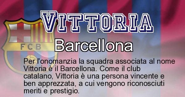 Vittoria - Squadra associata al nome Vittoria