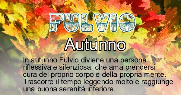 Fulvio - Stagione associata al nome Fulvio