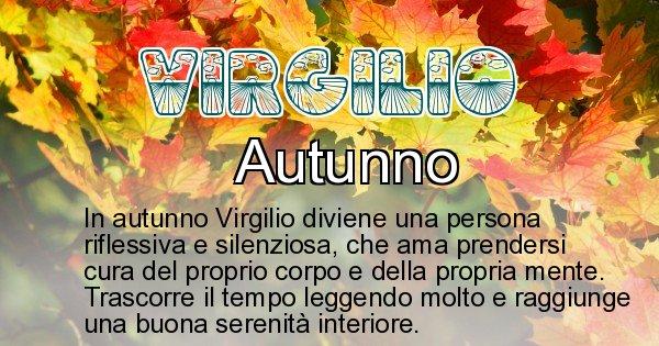Virgilio - Stagione associata al nome Virgilio