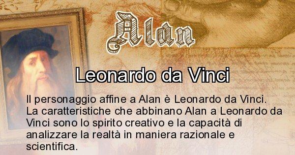 Alan - Personaggio storico associato Alan