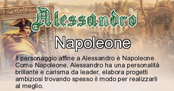 Alessandro - Personaggio storico associato Alessandro