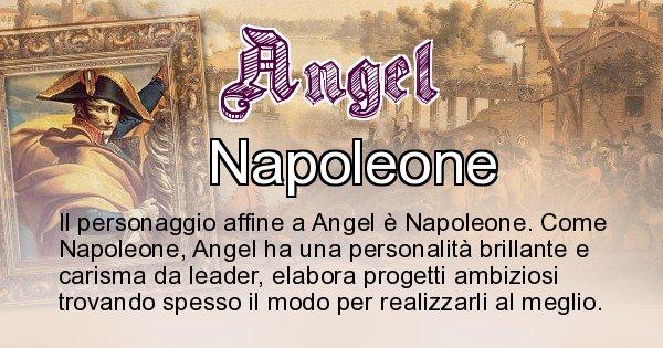 Angel - Personaggio storico associato Angel