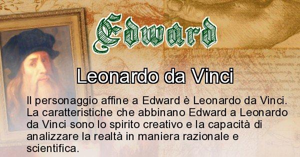 Edward - Personaggio storico associato Edward