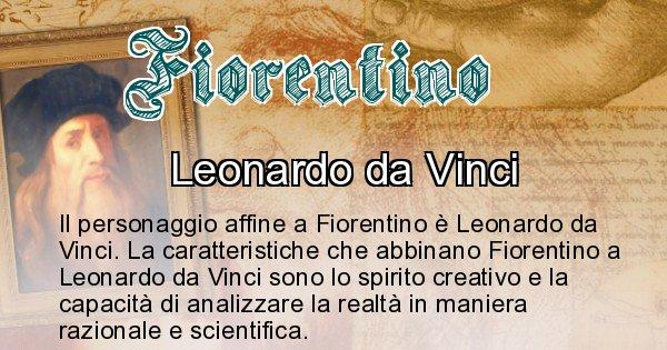 Fiorentino - Personaggio storico associato Fiorentino