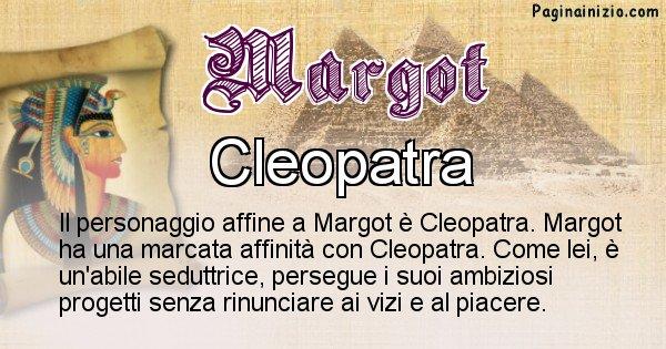 Margot - Personaggio storico associato Margot