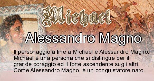 Michael - Personaggio storico associato Michael