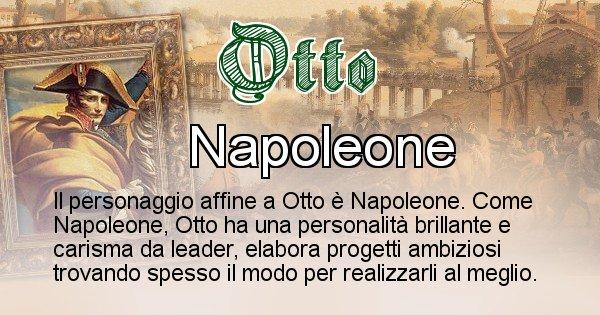 Otto - Personaggio storico associato Otto