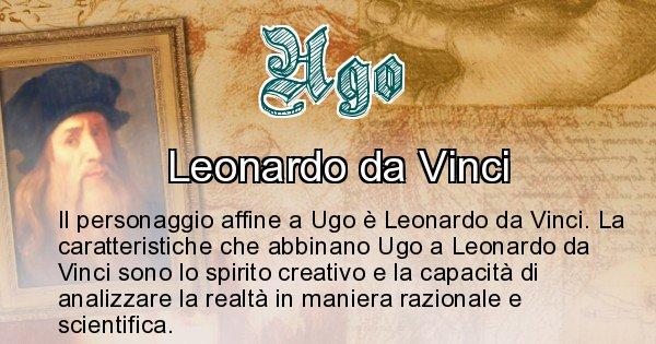 Ugo - Personaggio storico associato Ugo