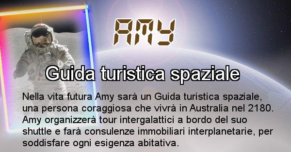 Amy - Chi sarà nella prossima vita Amy